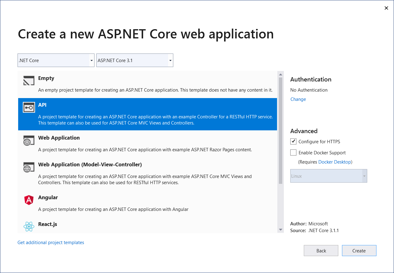 Read AppSettings in ASP.NET Core 3.1 from appsettings.json file